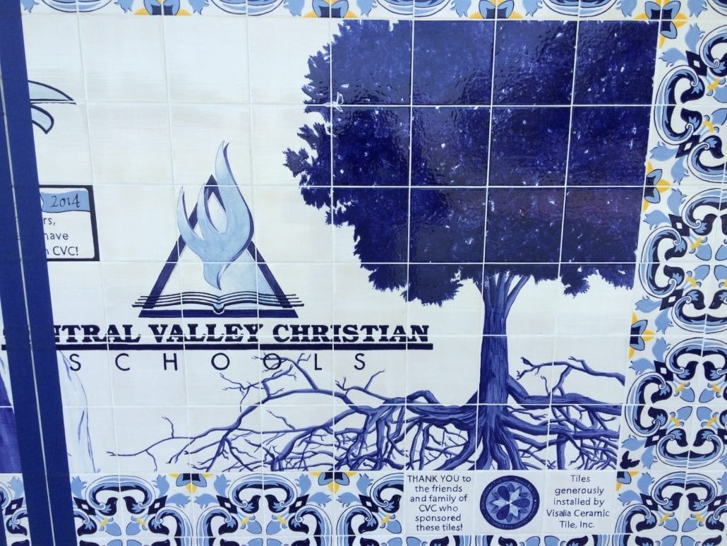Community involvement visalia ceramic tile community support dailygadgetfo Gallery